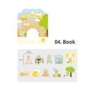 04 Book - ICONIC Nana cute sticker pack