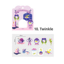 10 twinkle - ICONIC Nana cute sticker pack