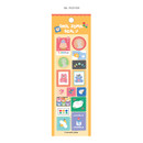 06. Poster - Wanna This Omil Jomil small removable sticker seal