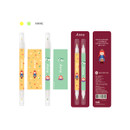 Anne - Bookfriends World literature double ended highlighter set