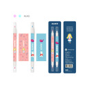 Alice - Bookfriends World literature double ended highlighter set
