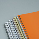 Wire bound - DESIGN GOMGOM My You Common days wire-bound lined notebook