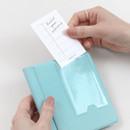 Front pocket - 2NUL Instax mini slip in the pocket photo album