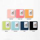 Color - 2NUL Instax mini slip in the pocket photo album