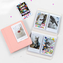 Indi Pink - 2NUL Instax mini slip in the pocket photo album