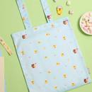 Usage example - Monopoly Brown friends mini pattern shoulder bag