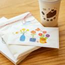 Usage example - Ardium Dessert and Flower unbelievable removable sticker