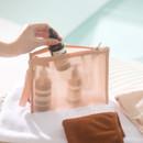 Usage example - Byfulldesign Travelus medium coated mesh pouch ver3