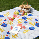 ROMANE Cute Water-resistant picnic mat with bag