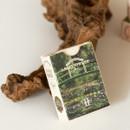 NACOO Claude Monet 2 Nympheas label sticker set