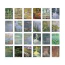Detail of NACOO Claude Monet 2 Nympheas label sticker set