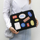 Gummy friend - ROMANE Brunch Brother iPad tablet PC 11 inches sleeve case