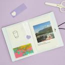 Usage example - ROMANE MonagustA small and photo pocket folder album