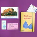 PERA - ROMANE MonagustA small and photo pocket folder album