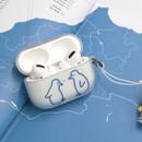 Penguin - ROMANE Donat Donat cloudy Airpods pro case cover