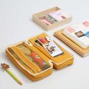 Monopoly Mellow M-pocket zipper pencil case pouch ver2