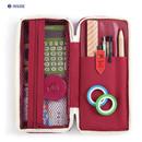 Main compartment - Monopoly Mellow M-pocket zipper pencil case pouch ver2