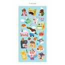 17 kitchen - ICONIC Joy mini removable sticker seal