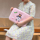Second Mansion Juicy bear 13 inch laptop sleeve case pouch