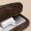 Inner velboa material - Second Mansion Juicy bear 13 inch laptop sleeve case pouch