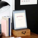 Out of office - ICONIC 2021 Simple desk scheduler calendar