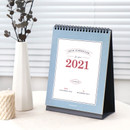 ICONIC 2021 Simple desk scheduler calendar