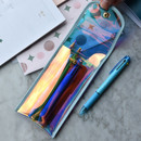 Play Obje Twinkle translucent PVC pencil case pouch