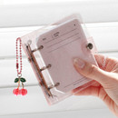 2NUL Profile 3 ring small diary notebook