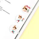 Pinocchio - Bookfriends World literature point steel bookmark