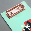 Meal low file - ICONIC Merry clipboard memo holder