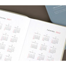 Calendar - Iconic 2021 Simple large dated monthly planner