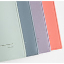 Detail of Iconic 2021 Simple large dated monthly planner