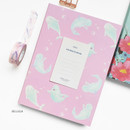 Beluga - O-check 2021 Les beaux jours dated weekly diary planner