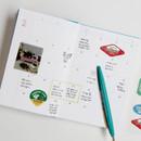 Monthly plan - GMZ Brilliant dateless monthly planner scheduler