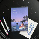 Midnight Picnic - Iconic 2021 End-And dated weekly diary planner