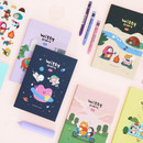 ICONIC 2021 Witty dated weekly diary planner