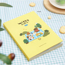 Picnic - ICONIC 2021 Witty dated weekly diary planner