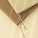 Ribbon bookmark - Paperian Essay drawing dateless weekly diary planner
