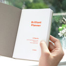 Intro - ICONIC 2021 Brilliant dated daily diary planner