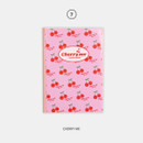 Cherry Me - Second Mansion Cool kids dateless weekly diary planner