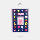 Jelly Jello - Second Mansion Cool kids dateless weekly diary planner