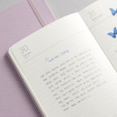 Daily plan - 2021 Making memory small dated daily planner