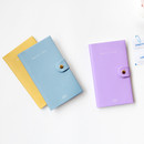 GMZ 2021 Daily log button dated weekly diary planner