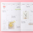 Monthly plan - Wanna This 2021 Month classic medium dated monthly planner