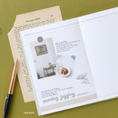 Free note - Wanna This 2021 Month classic medium dated monthly planner