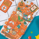 Usage example - Ardium Pop illustration colorful point paper sticker ver5