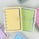 Wanna This Picnic check A7 6-ring dateless monthly planner