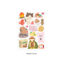 Warm Color - Oh-ssumthing O-ssum sticker for decoration ver3