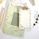 O-CHECK Cute memo note writing pad