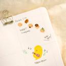 Mild - Byfulldesign Bubbling balloon deco sticker sheet set